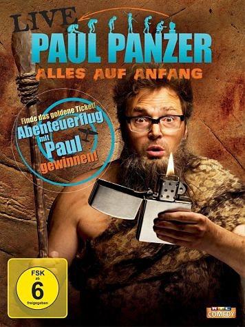 DVD »Paul Panzer - Alles auf Anfang«