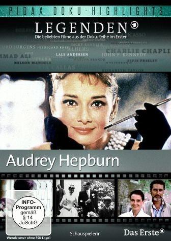 DVD »Legenden: Audrey Hepburn«