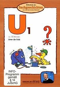 DVD »Bibliothek der Sachgeschichten - (U1) Unter...«