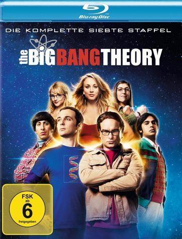 Blu-ray »The Big Bang Theory - Die komplette siebte...«