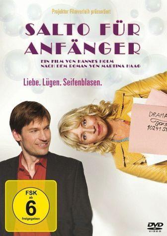 DVD »Salto für Anfänger«