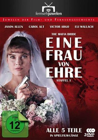 DVD »Eine Frau von Ehre, Staffel 1 (3 Discs)«