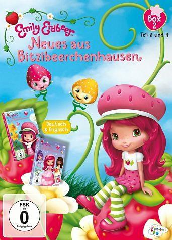 DVD »Emily Erdbeer - Neues aus Bitzibeerchenhausen,...«
