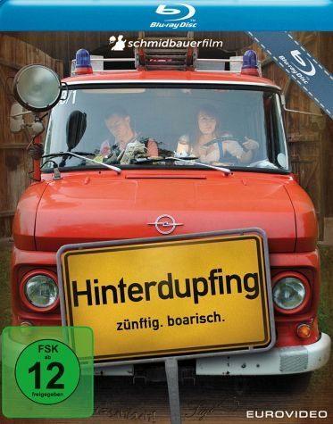 Blu-ray »Hinterdupfing«