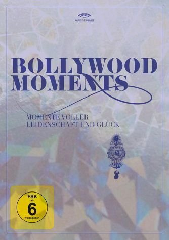 DVD »Bollywood Moments (3 Discs)«
