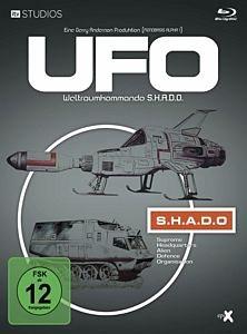 Blu-ray »UFO - Gesamtedition«