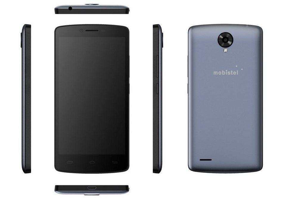 mobistel Smartphone »Cynus F8 schwarz« in Schwarz