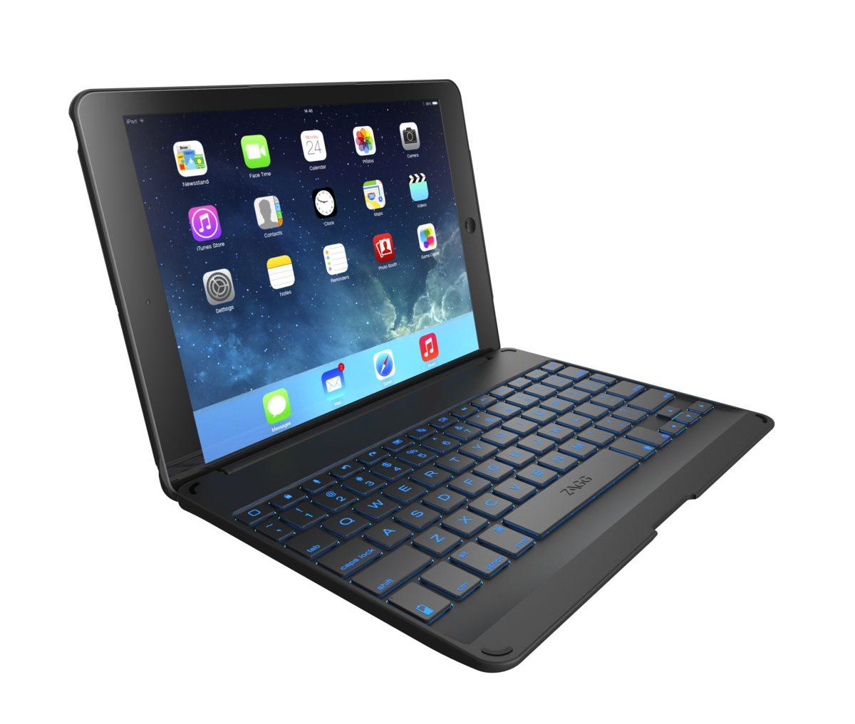 ZAGG Tablettasche »Folio Backlit für Apple iPad Air 2«