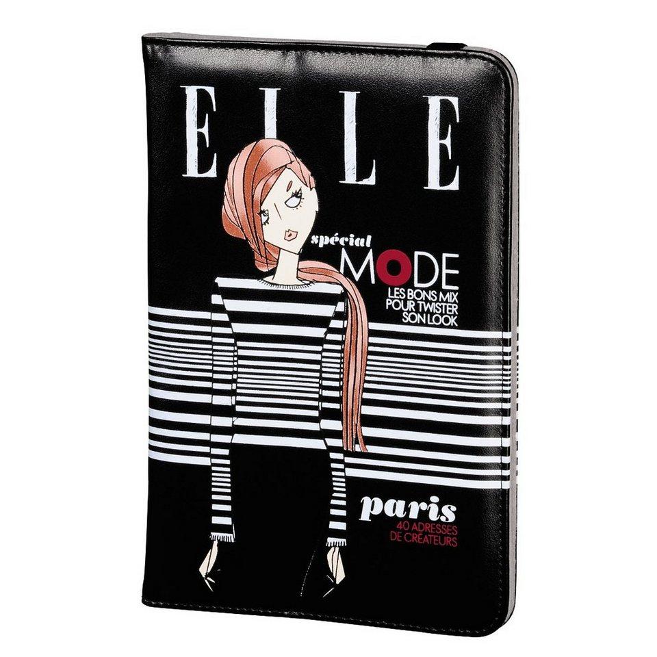 ELLE Portfolio Special Mode mit Standfunktion für Tablets bis 17,8