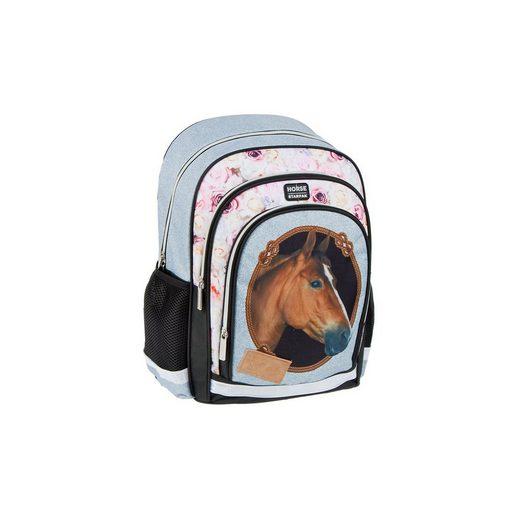 Freizeitrucksack/Schulrucksack HORSES