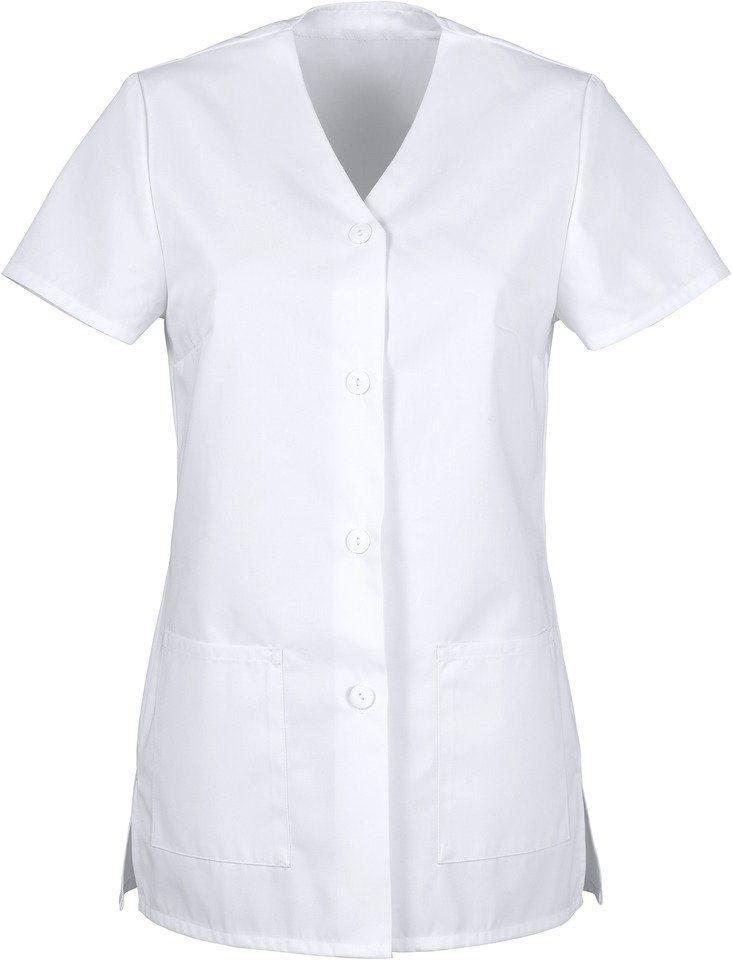 Damen-Kasack in weiß