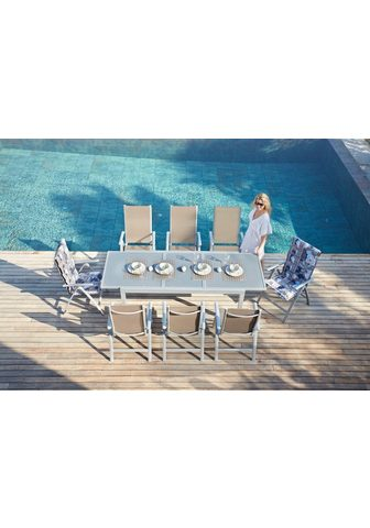 MERXX sodo baldų komplektas »Amalfi« 9...