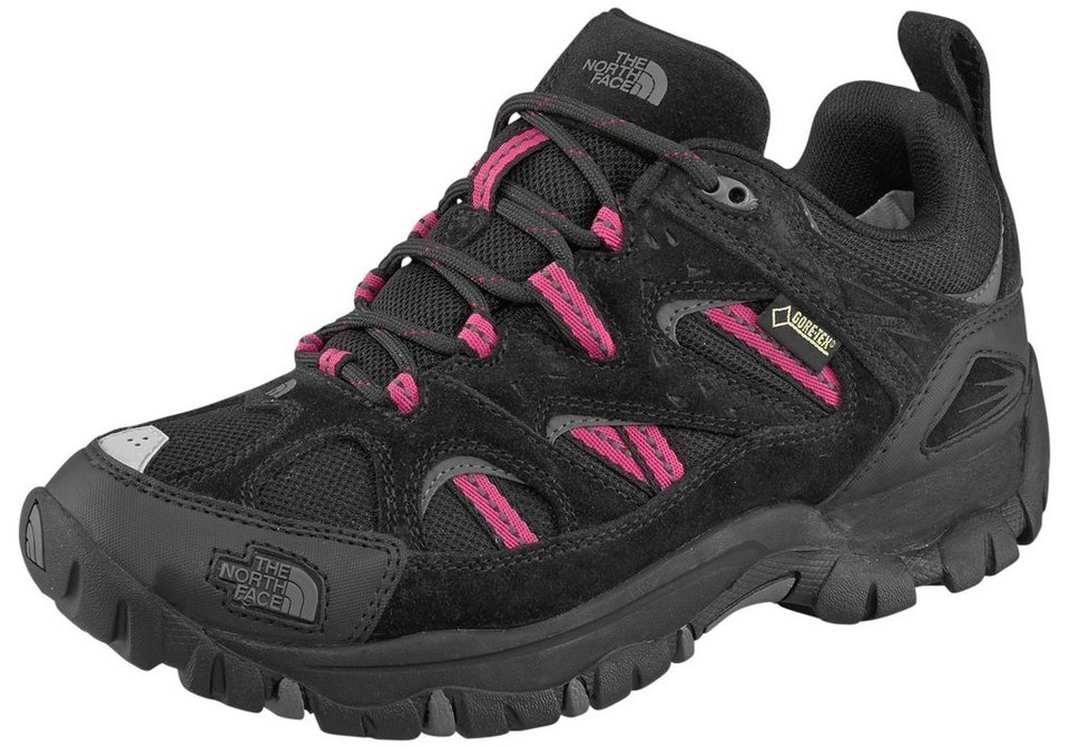 The North Face Multihike GORE-TEX Outdoorschuh in Schwarz-Pink