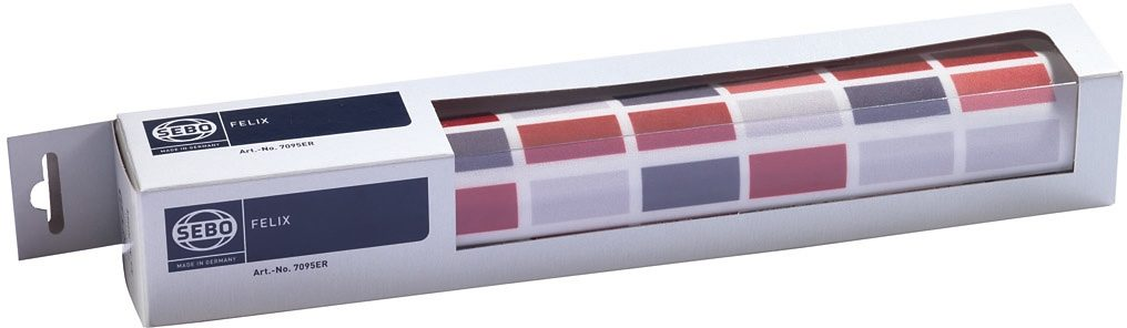 Sebo Elektret-Abluftfilter für SEBO FELIX, Design: ROSSO