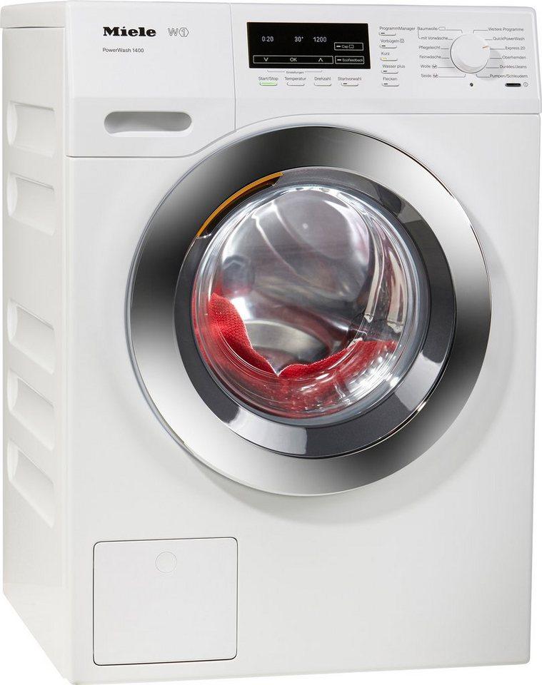 Miele Waschmaschine WKF 110 WPS, 8 kg, 1400 U/Min | OTTO