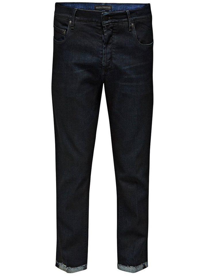 Jack & Jones Alessandrini BL 395 Slim fit Jeans in Blue Denim