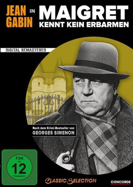 DVD »Maigret kennt kein Erbarmen«