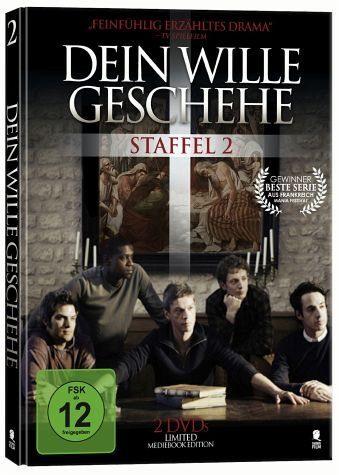 DVD »Dein Wille geschehe - Staffel 2 (2 Discs)«