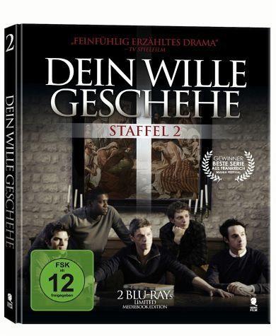Blu-ray »Dein Wille geschehe - Staffel 2 (2 Discs)«
