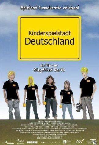 DVD »Kinderspielstadt Deutschland - Spielend...«
