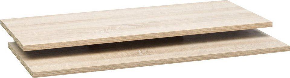 einlegeb den cs schmal softsmart 2er set tiefe 61 cm online kaufen otto. Black Bedroom Furniture Sets. Home Design Ideas