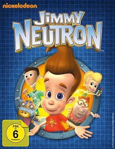 DVD »Jimmy Neutron - Die komplette Serie (10 Discs)«