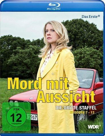 Blu-ray »Mord mit Aussicht - Staffel 3 (Folgen 7-13)«