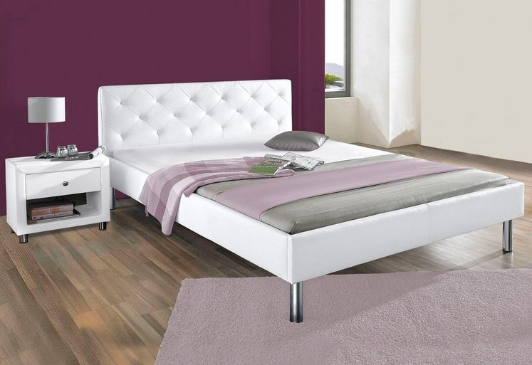 ATLANTIC home collection Bett