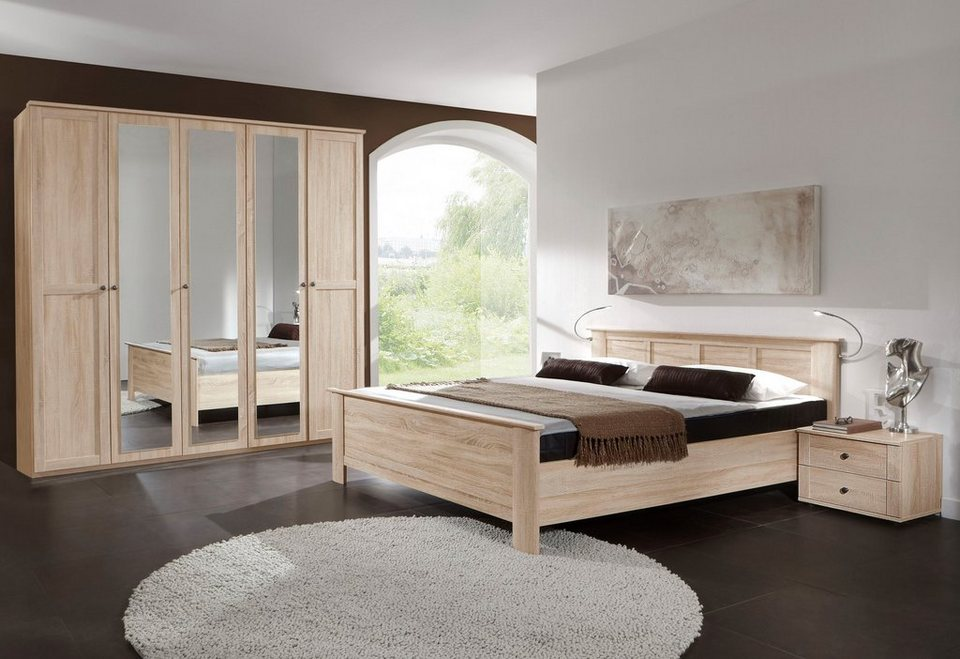 wimex schlafzimmer set 4 tlg online kaufen otto. Black Bedroom Furniture Sets. Home Design Ideas