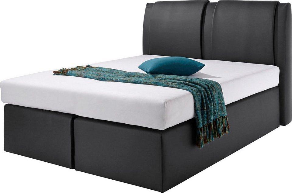 westfalia polsterbetten boxspringbett kaufen otto. Black Bedroom Furniture Sets. Home Design Ideas