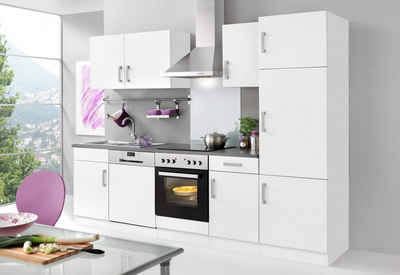Günstige Küchenzeilen mit E-Geräten kaufen | OTTO | {Günstige küchenzeile mit elektrogeräten 77}