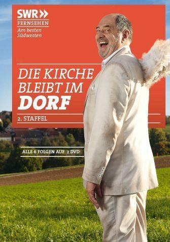 DVD »Die Kirche bleibt im Dorf - 2. Staffel (2 Discs)«