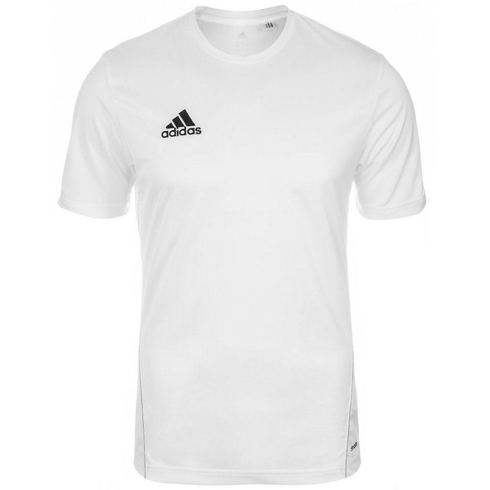 adidas Performance Core 15 Trainingsshirt Herren in weiß / schwarz