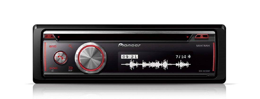 PIONEER 1-DIN CD-Autoradio mit RDS »DEH-X8700BT«