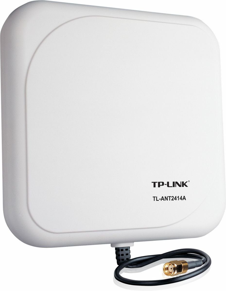 TP-Link WLAN Antenne »TL-ANT2414A WLAN 2,4GHz 14dBi Richtstrahlantenne«