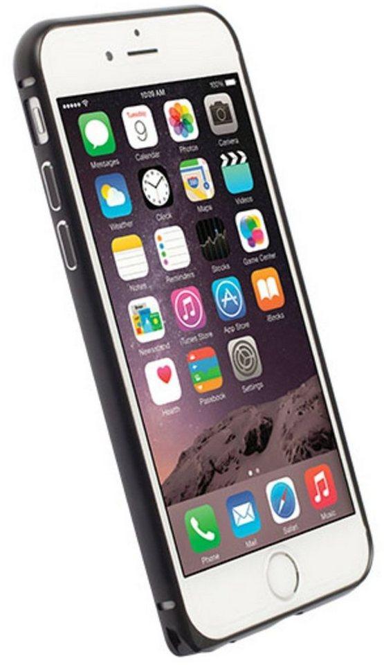 krusell handytasche alu bumper sala f r apple iphone 6. Black Bedroom Furniture Sets. Home Design Ideas