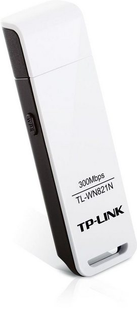 TP-Link WLAN-Stick »TL-WN821N – N300 WLAN«