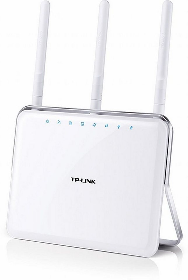 TP-Link Router »Archer C9 - AC1900 Dualband« in Weiß