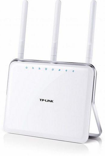 TP-Link Router »Archer C9 - AC1900 Dualband«