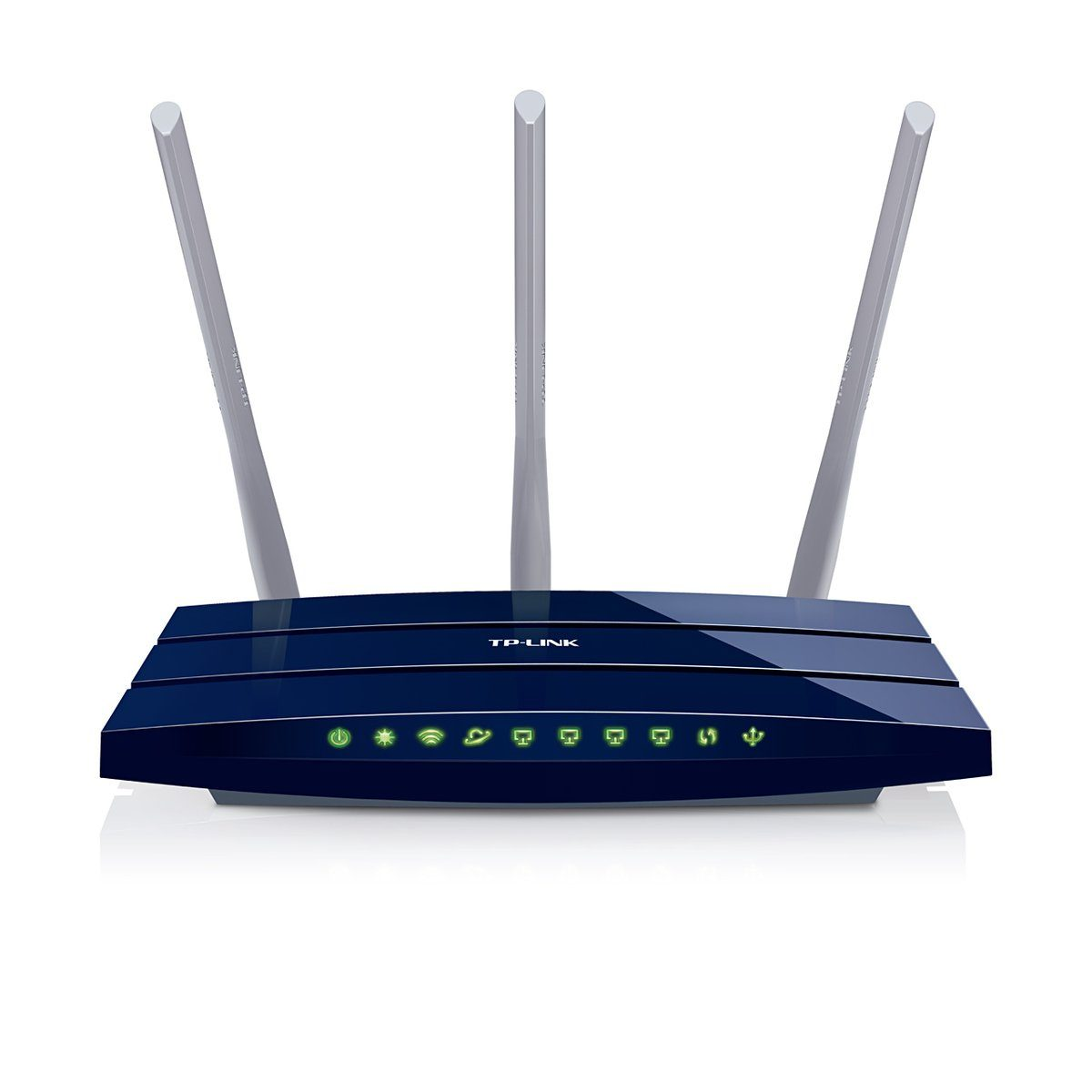 TP-Link Router »TL-WR1043ND N450 Gigabit WLAN N Router«