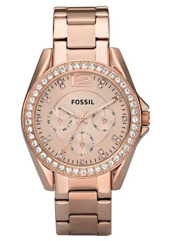 FOSSIL Часы многофункциональные »RILEY ...