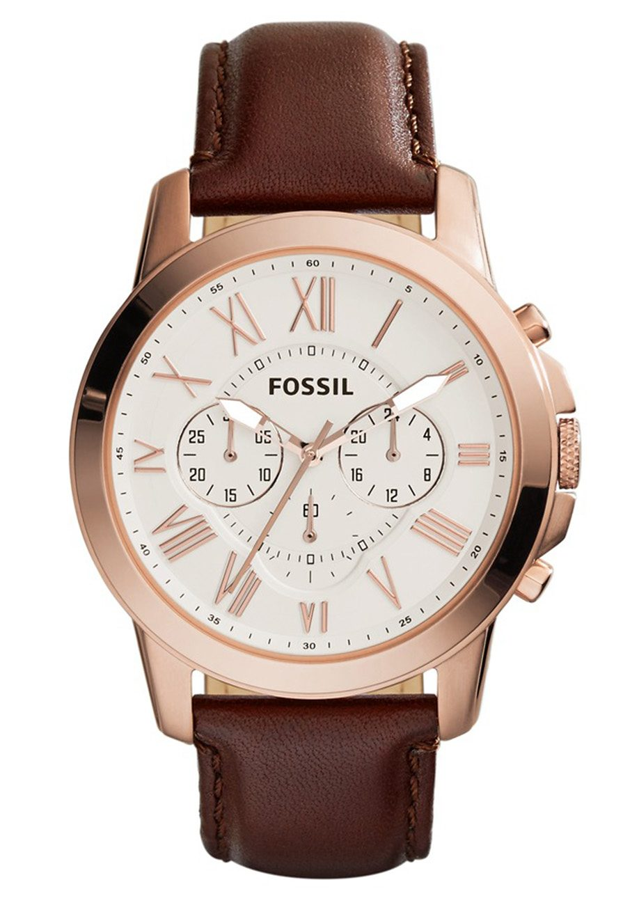 Fossil Chronograph »GRANT, FS4991«