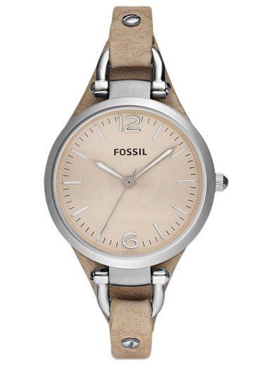 Fossil Quarzuhr »GEORGIA, ES2830«