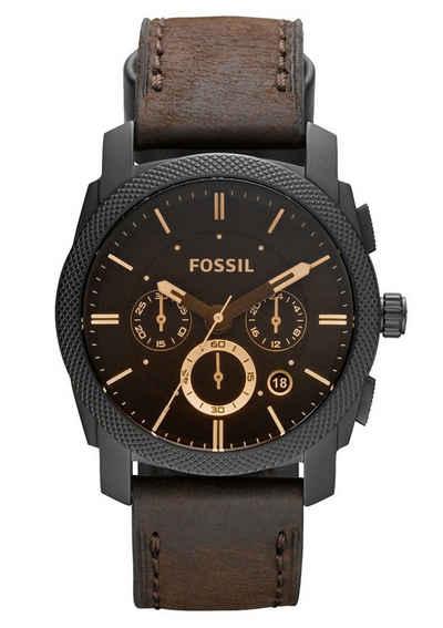 db6af12f3585da Fossil Chronograph »MACHINE, FS4656IE«