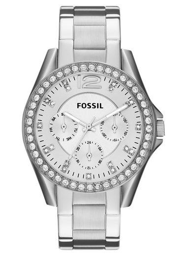 Fossil Multifunktionsuhr »RILEY, ES3202«