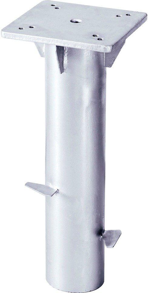 Bodenplatte »Universal Bodenplatte« in grau