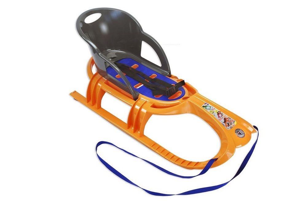 Schlitten, KHW, »Snow Tiger Comfort« in orange