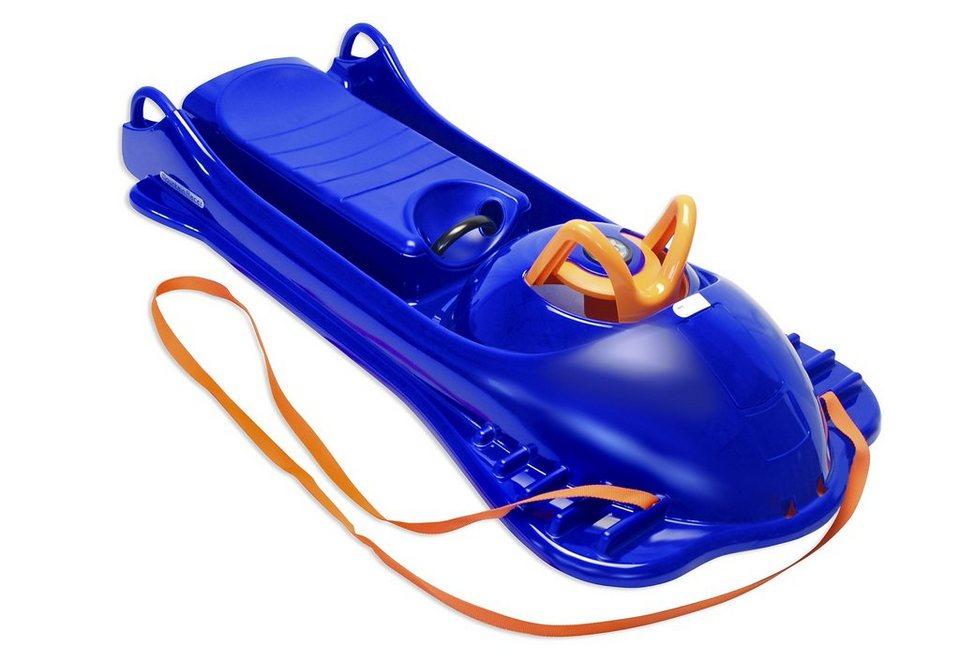 Schlitten, KHW, »Mountain Racer« in blau