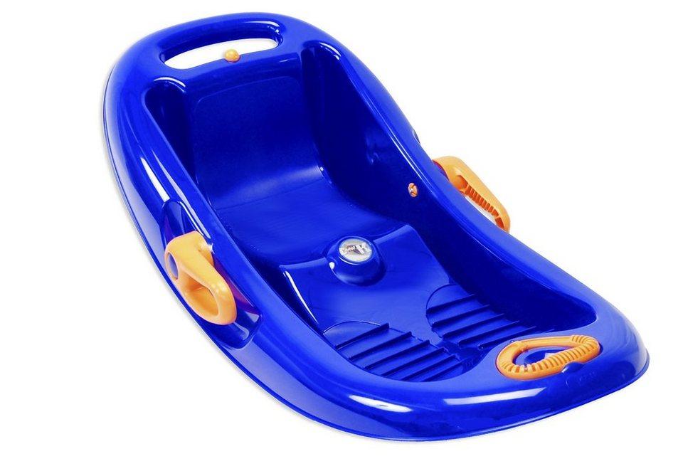 Schlitten, KHW, »Snow Flipper De Luxe« in blau