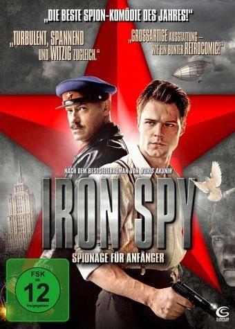 DVD »Iron Spy - Spionage für Anfänger«